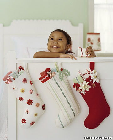 Christmas Stocking To Make Or Purchase Our Southern Home