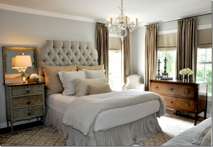 Favorite pins friday bedroom inspiration our southern home for Pretty room decor