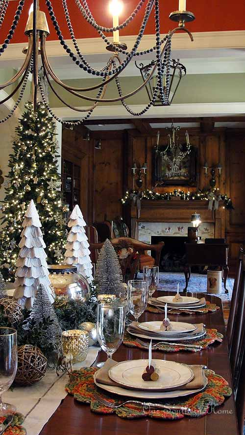 Our Southern Home: Chistmas decor