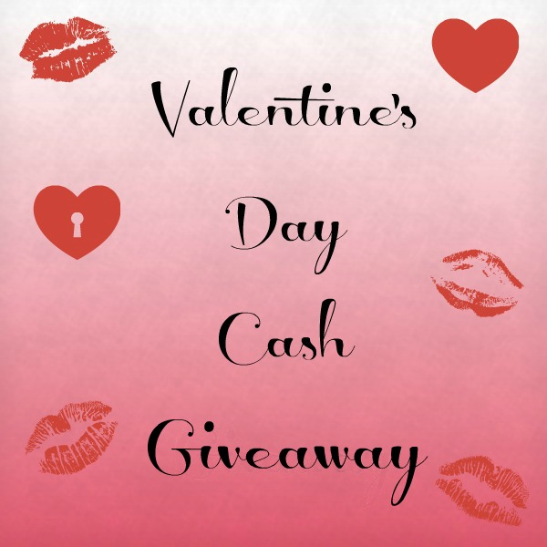 Valentine's Day Giveaway Graphic