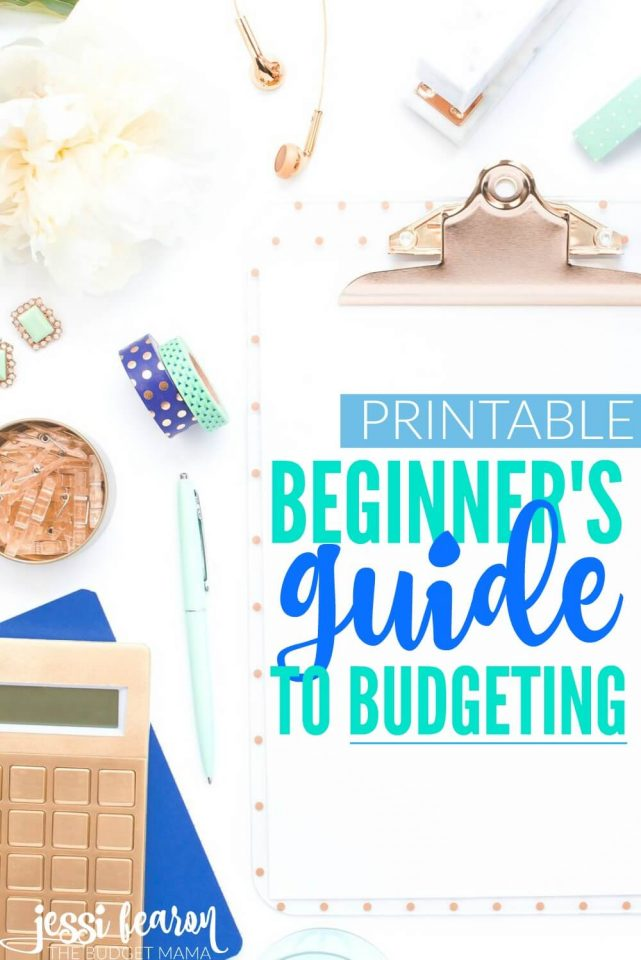 budgeting guide