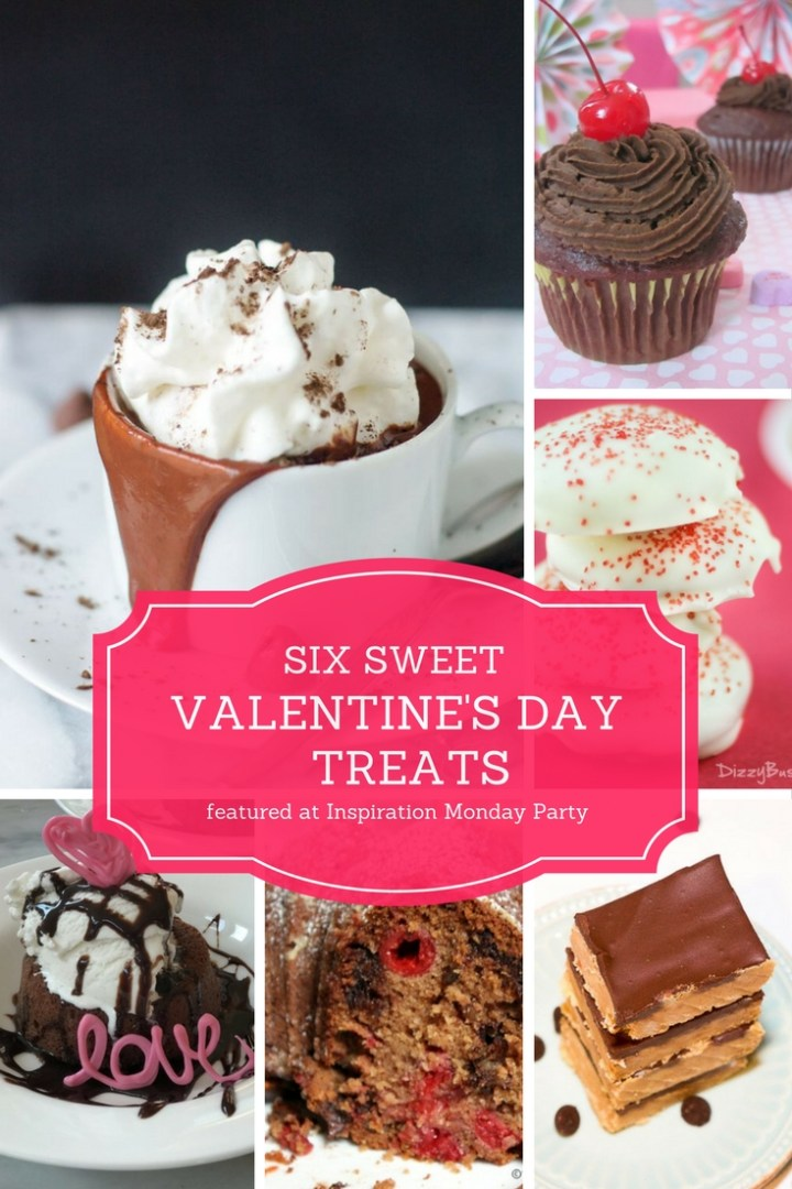 six chocolate valentine 39 s day treats our southern home. Black Bedroom Furniture Sets. Home Design Ideas