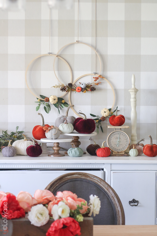 Fall Decorating And Diy Ideas Our Southern Home