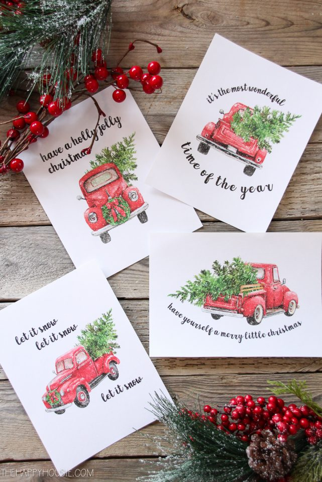 This is a picture of Epic Free Printable Christmas Images