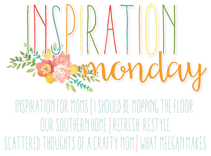 Welcome to the popular Inspiration Monday Party!