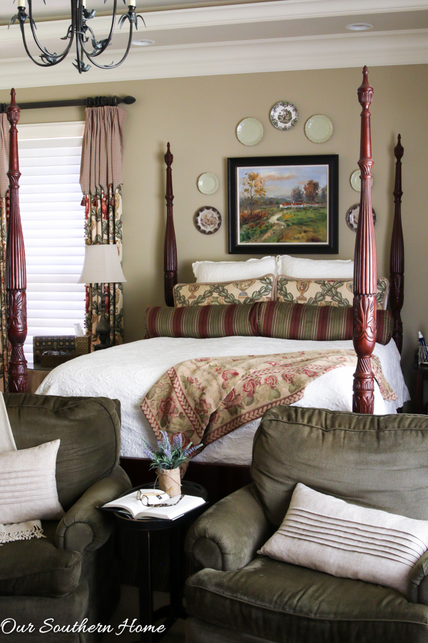 Budget Friendly Master Bedroom Updates Our Southern Home